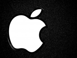 Apple logo čierne (click to view)